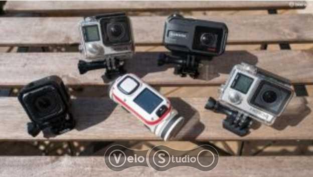 5 лучших GoPro и других экшн-камер для велосипедистов и не только