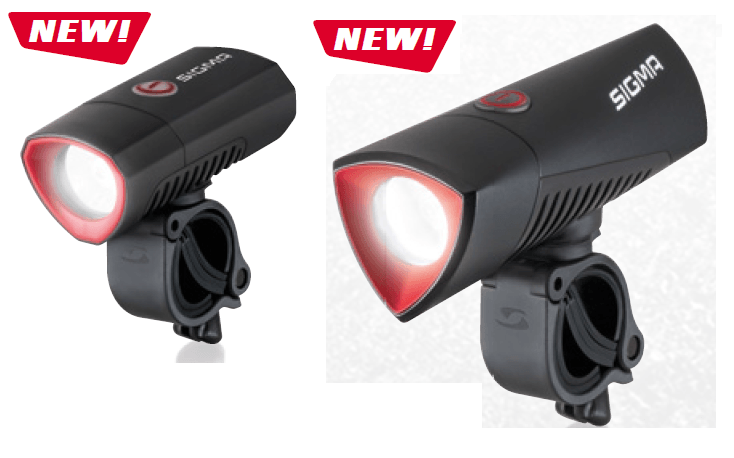 Новые модели фонарей Sigma Sport Buster 300 и Buster 700