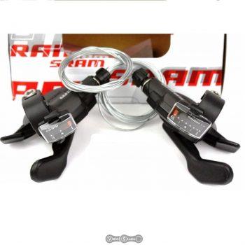 Набор манеток Sram X4 3х8 скоростей