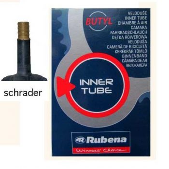 Камера Rubena 26х2.10-2.50 Schrader 40mm