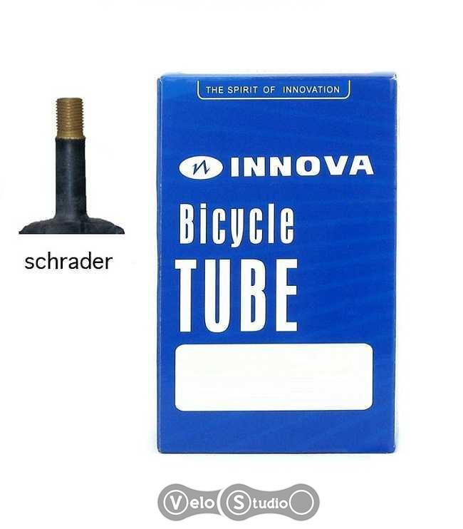 Камера велосипедная Innova 26 2.1-2.5 AV 35mm
