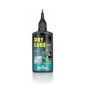 Cмазка для цепи Motorex Dry Lube 100 мл.