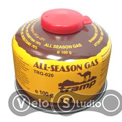 Газовый баллон Tramp Gas 100 резьбовой