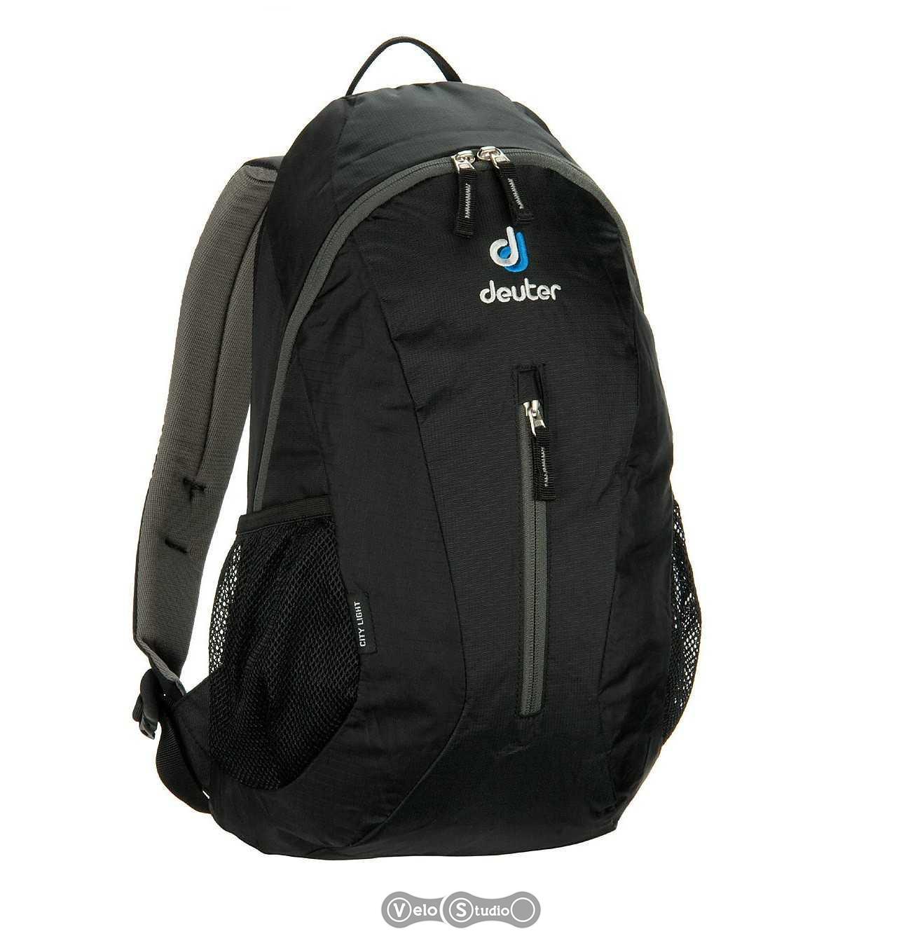 Рюкзак Deuter City Light цвет 7000 black