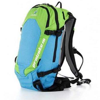 Рюкзак Deuter Provoke 16 цвет 3223 turquoise-kiwi