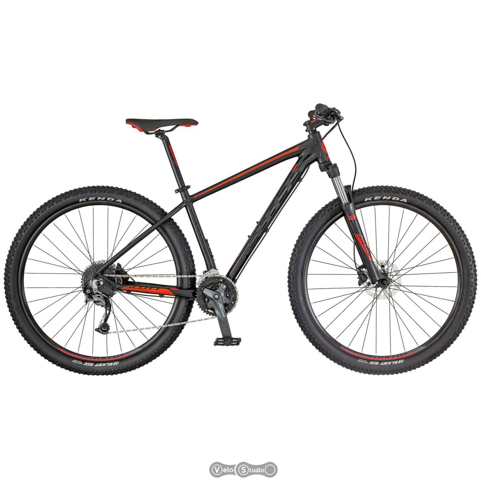 Scott Aspect 740 модель 2018 года 27,5 дюймов красный