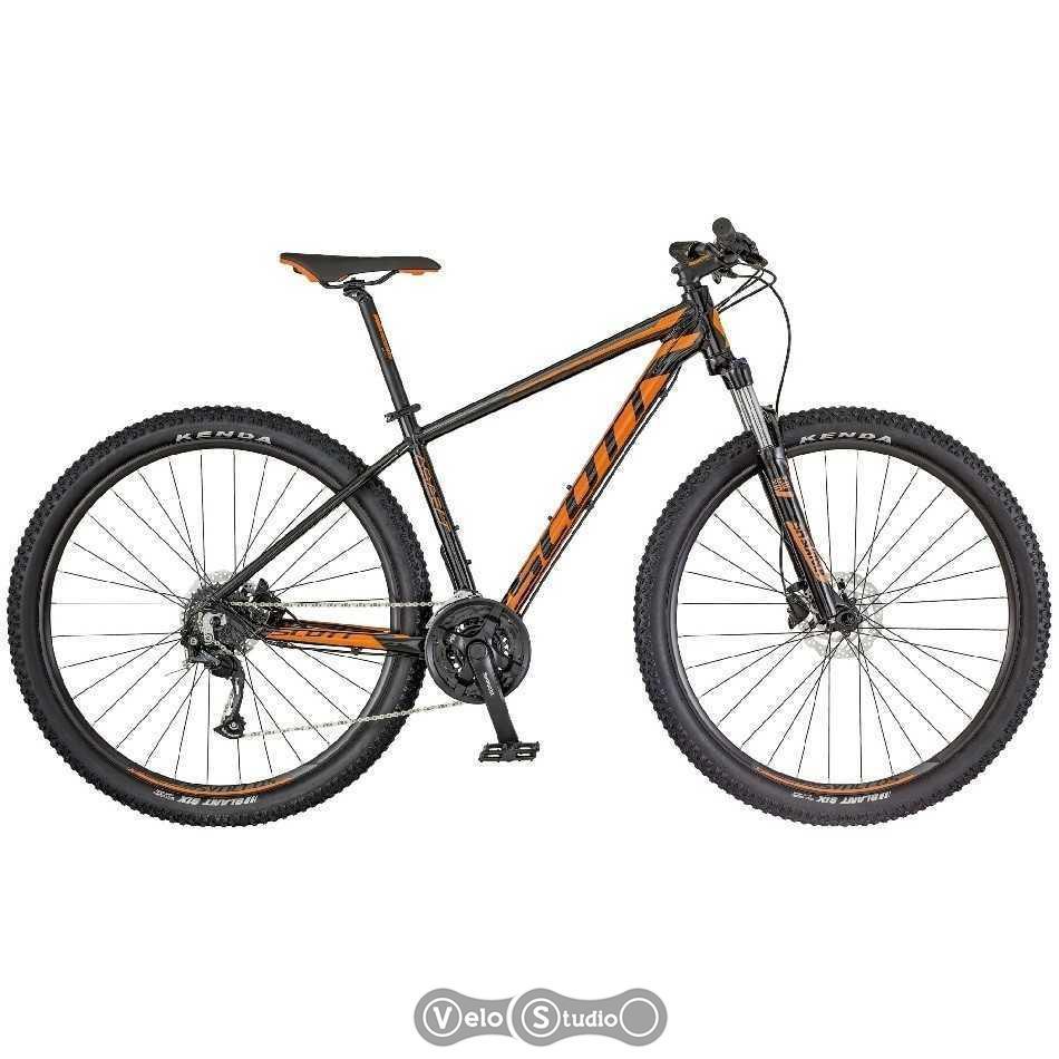 Scott Aspect 950 модель 2018 года 29 дюймов оранжевый