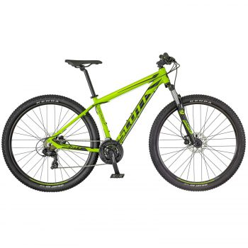 Scott Aspect 760 модель 2018 года 27,5 дюймов зелёный