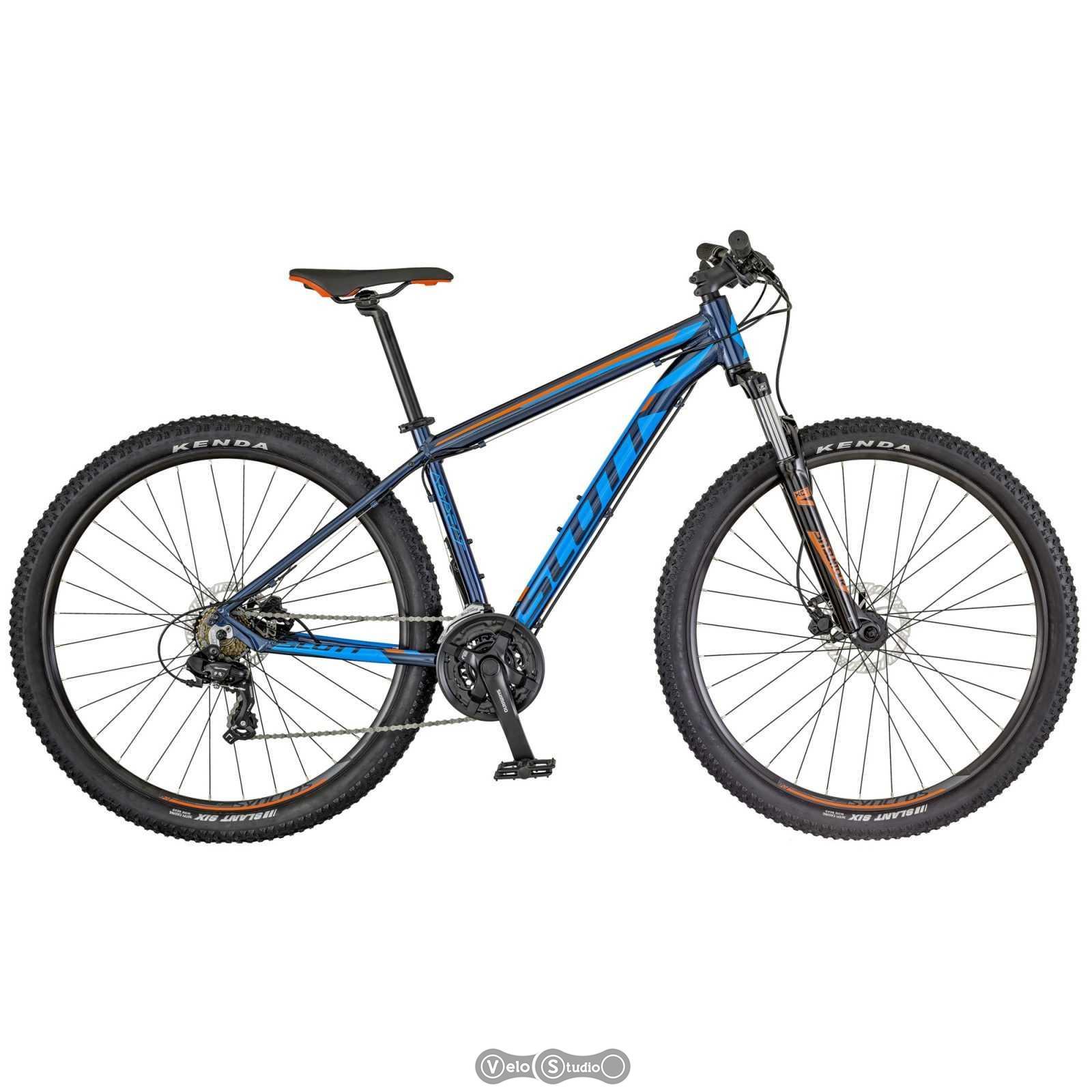 Scott Aspect 760 модель 2018 года 27,5 дюймов синий