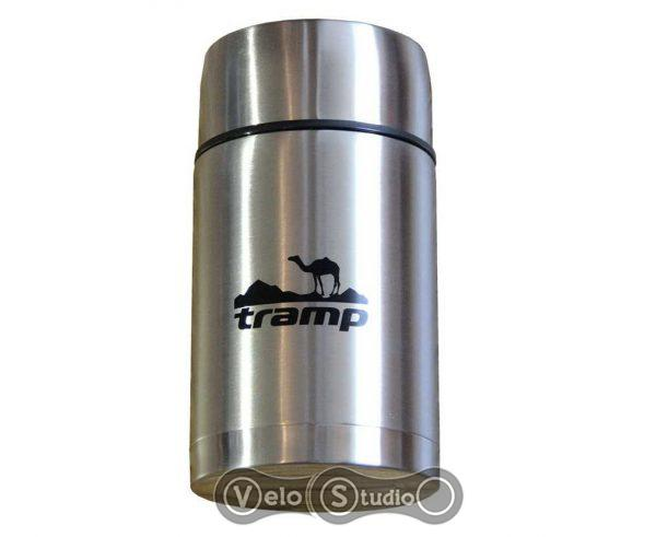 Термос Tramp нержавейка с широким горлом 1 литр