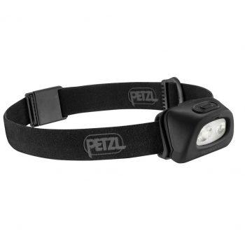 Налобный фонарь PETZL Tactikka + черный