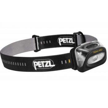 Налобный фонарь PETZL TIKKA Pro чёрный