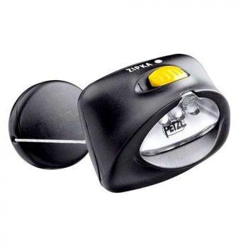 Налобный фонарь PETZL Zipka Traditional чёрный