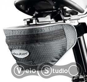 Сумка под седло Deuter Bike Bag черная