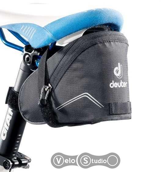 Сумка под седло Deuter Bike Bag I черная