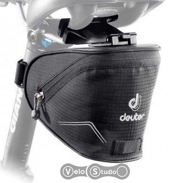 Сумка под седло Deuter Bike Bag III черная
