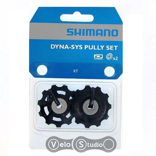 Ролики заднего переключателя Shimano XT
