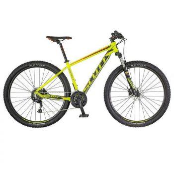 Scott Aspect 950 модель 2018 года 29 дюймов жёлтый