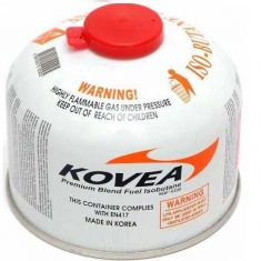 Газовый баллон Kovea 230 грамм резьбовой