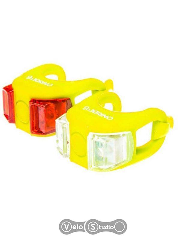 Мигалки Onride Dual набор жёлтые