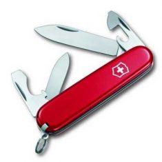 Нож Victorinox RECRUIT 10 предметов красный