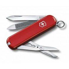 Нож Victorinox EXECUTIVE 7 предметов красный