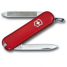 Нож Victorinox Escort 6 предметов красный
