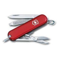 Нож Victorinox SIGNATURE 7 предметов красный