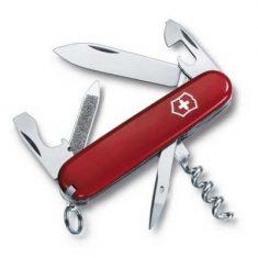 Нож Victorinox SPORTSMAN 14 предметов красный