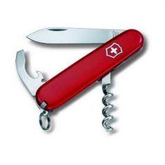 Нож Victorinox Waiter 9 предметов красный