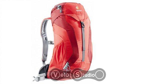 Рюкзак Deuter AC Lite 22 цвет 5520 fire-cranberry