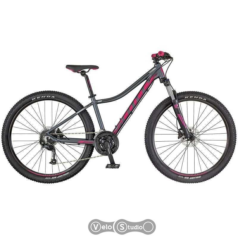 SCOTT Contessa 720 модель 2018 года 27,5 дюймов чёрный