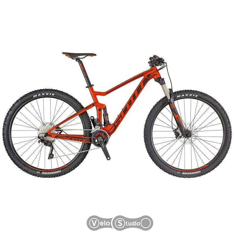 Scott Spark 970 модель 2018 года 29 дюймов