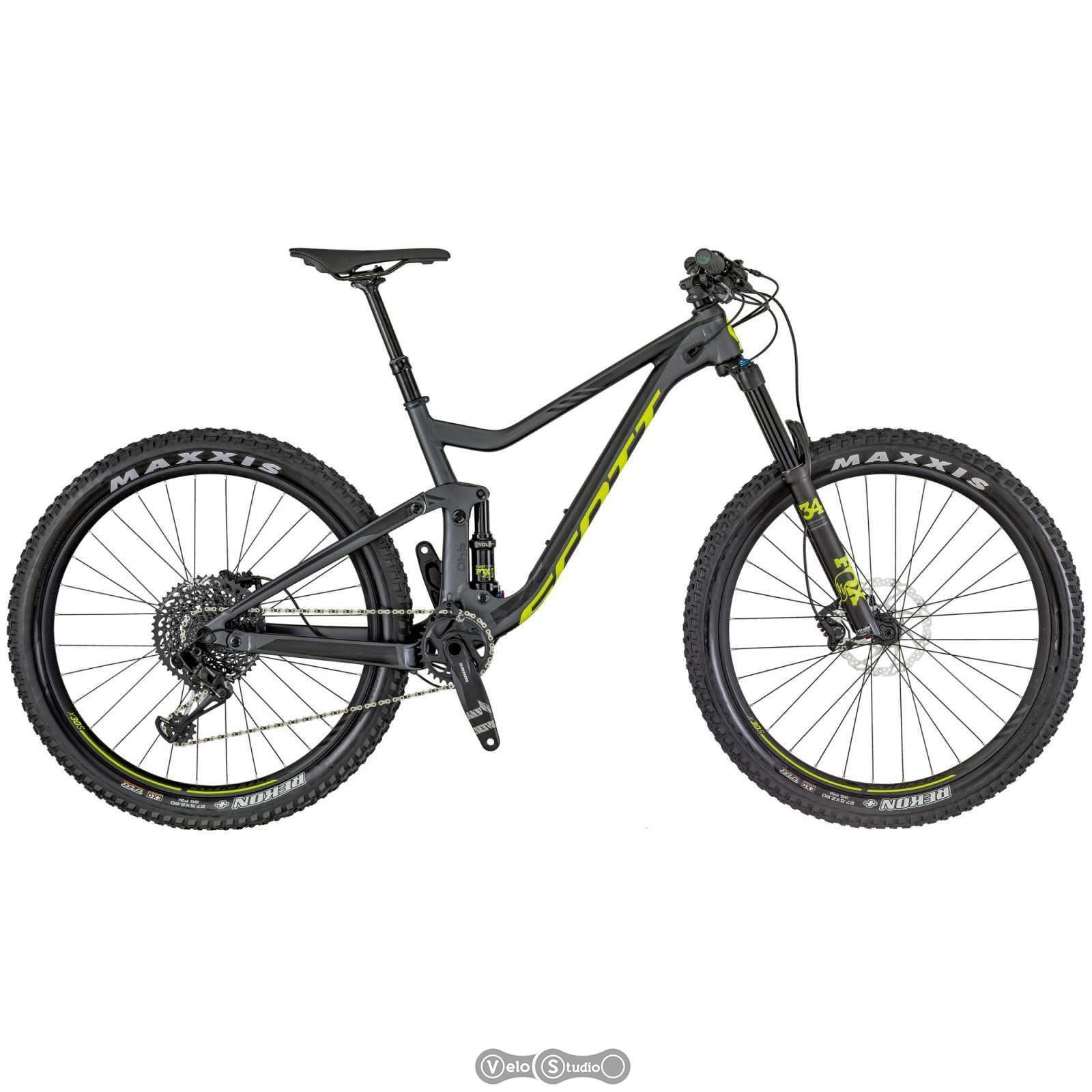 Scott Genius 940 модель 2018 года 29 дюймов