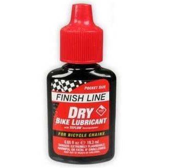 Смазка для цепи Finish Line Teflon Plus Dry Lube 19 ml