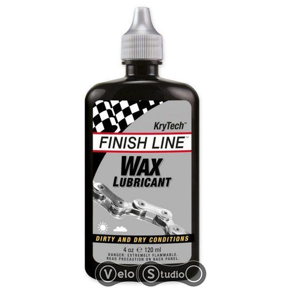Смазка цепи Finish Line KryTech Wax Lube 120 ml