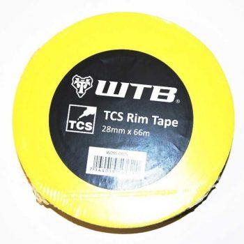 Лента WTB TCS Rim Tape 28 мм 66 метров для бескамерного обода