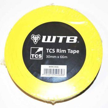 Лента WTB TCS Rim Tape 30 мм 66 метров для бескамерного обода