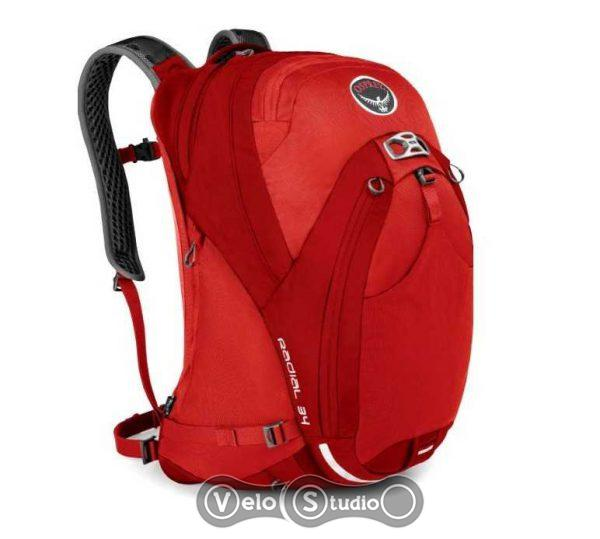 Рюкзак Osprey Radial 34 Lava красный