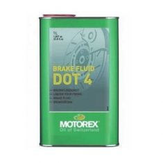 Тормозная жидкость Motorex DOT 4 1000 мл