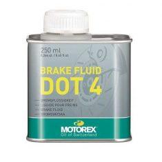 Тормозная жидкость Motorex DOT 4 250 мл