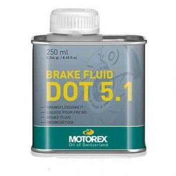 Тормозная жидкость Motorex DOT 5.1 250 мл