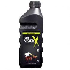 Тормозная жидкость BikeWorkX Dot 4 1000 мл