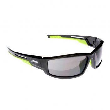 Очки Onride Point чёрные матовые UV400 дымчатые линзы