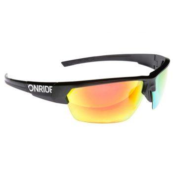 Очки Onride Spok чёрные матовые UV400