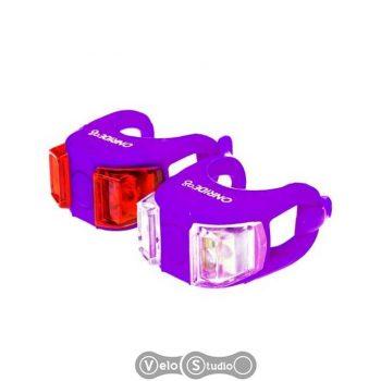 Мигалки Onride Dual набор фиолетовый
