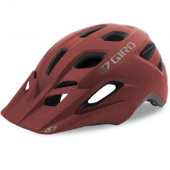 Шлем велосипедный Giro Fixture бордовый матовый