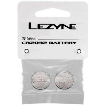 Батарейка Lezyne Lithium CR 2032 700mAh, 3.6 V — 2 штуки