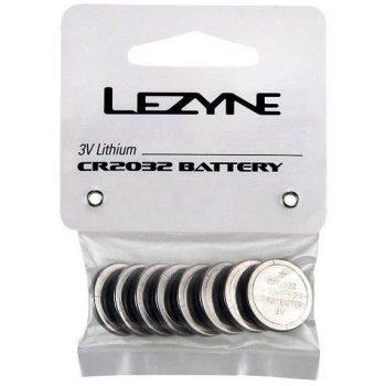 Батарейка Lezyne Lithium CR 2032 700mAh, 3.6 V — 8 штук