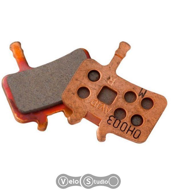 Тормозные колодки Avid BB7, Juicy металл оригинал